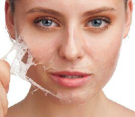 Une peau jeune et régénérée grâce au peeling
